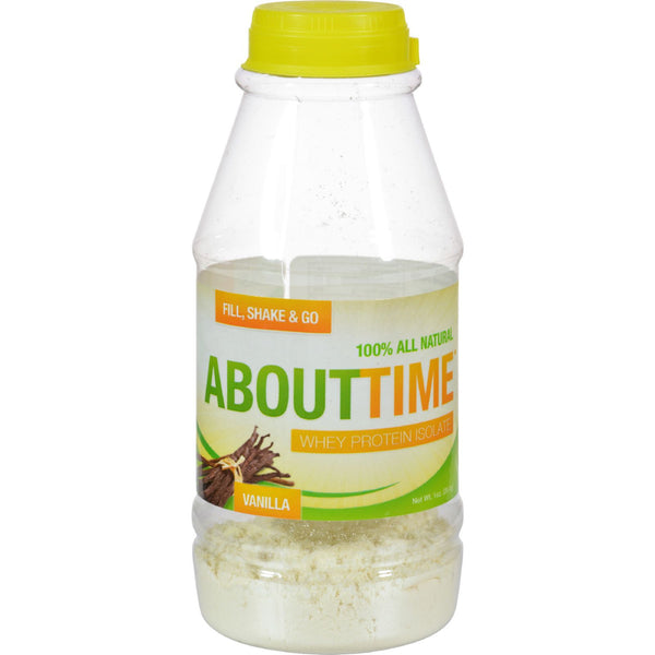 About Time Fill Shake and Go - Vanilla - 28.4 grm - About Time - Dropship Direct Wholesale - 1