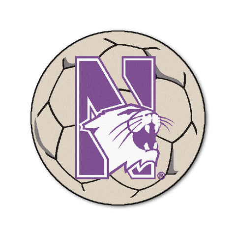 Northwestern University Soccer Ball - FANMATS - Dropship Direct Wholesale