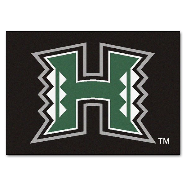 University of Hawaii All-Star Mat 33.75x42.5 - FANMATS - Dropship Direct Wholesale