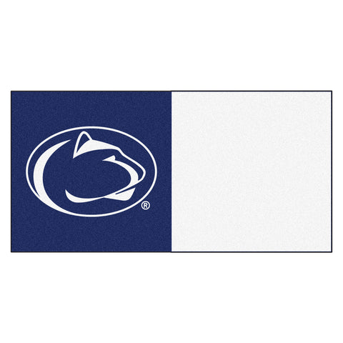 Penn State Carpet Tiles 18x18 tiles - FANMATS - Dropship Direct Wholesale
