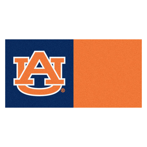 "Auburn University Carpet Tiles 18""x18"" tiles - FANMATS - Dropship Direct Wholesale"
