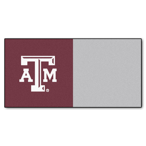 Texas A&M Carpet Tiles 18x18 tiles - FANMATS - Dropship Direct Wholesale