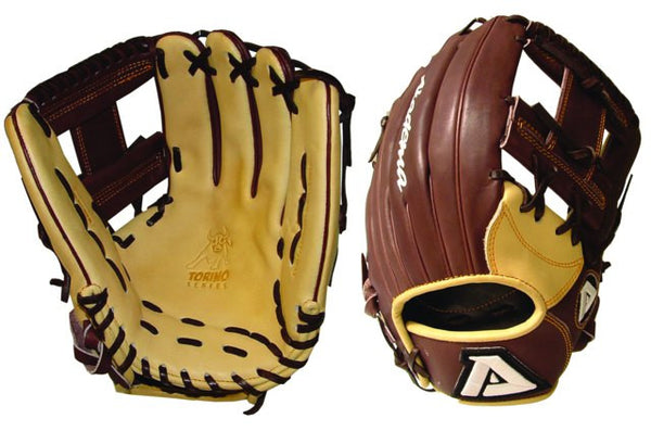 Torino Series AER3 11.75 Inch Infield Glove Right Hand Throw - Akadema - Dropship Direct Wholesale
