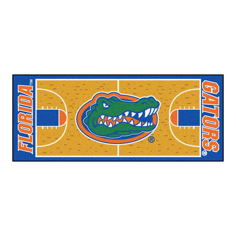 University of Florida Basketball Court Runner 30x72 - FANMATS - Dropship Direct Wholesale