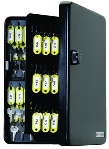 KeyGuard Combination Key Cabinet- 122 hooks - FJM Security - Dropship Direct Wholesale
