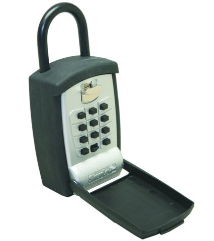 KeyGuard Pushbutton Lockbox - FJM Security - Dropship Direct Wholesale