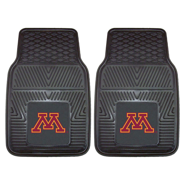 University of Minnesota 2-pc Vinyl Car Mat Set