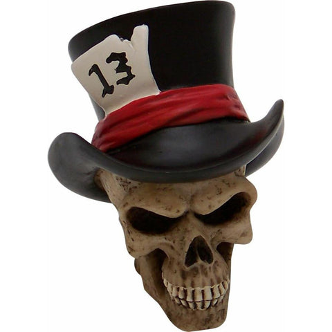 13 Hatter Skull Custom Shift Knob and Topper - Vintage Parts USA - Dropship Direct Wholesale - 1