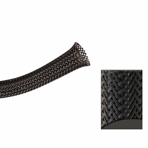 Keep It Clean : 1 1/2in Black Ultra Wrap Wire Loom-50 Feet - Unknown - Wholesale Dropship Fulfillment