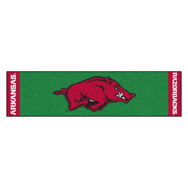 University of ArUniversity of Kansas Putting Green Runner - FANMATS - Dropship Direct Wholesale