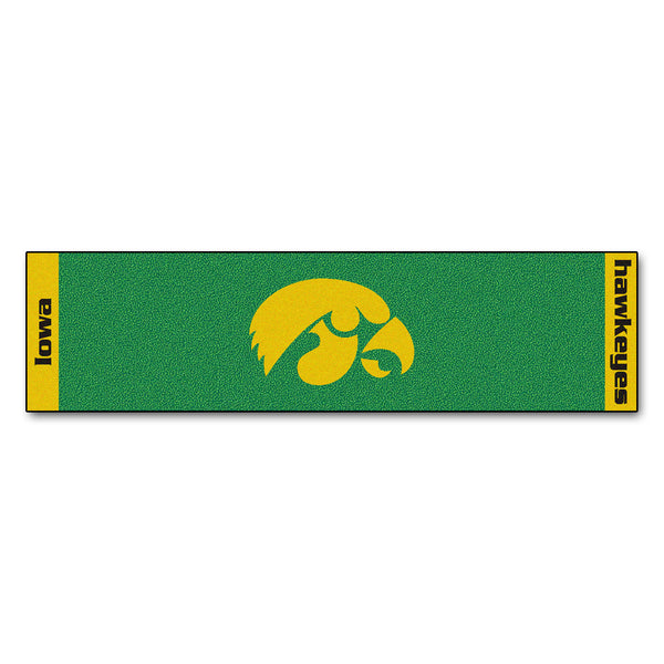 University of Iowa Putting Green Runner - FANMATS - Dropship Direct Wholesale