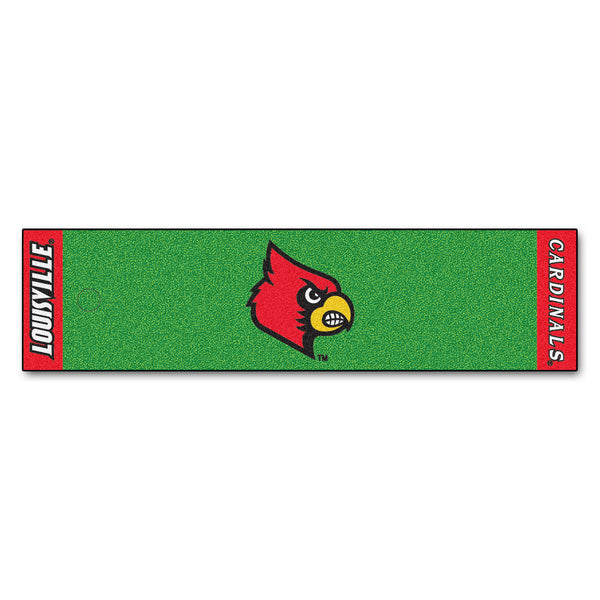 University of Louisville Putting Green Runner - FANMATS - Dropship Direct Wholesale