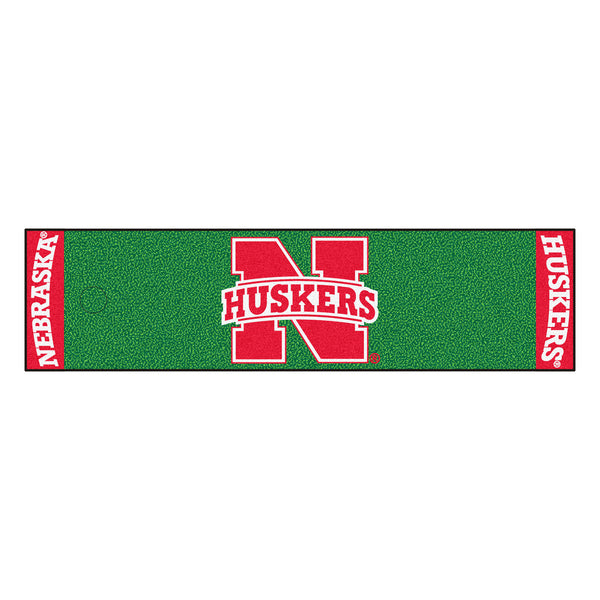 University of Nebraska Putting Green Runner - FANMATS - Dropship Direct Wholesale
