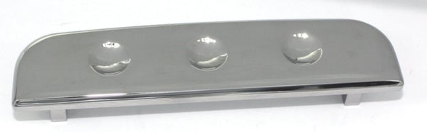 All Sales Polished Tailgate handle only-dimple - AMI - Dropship Direct Wholesale