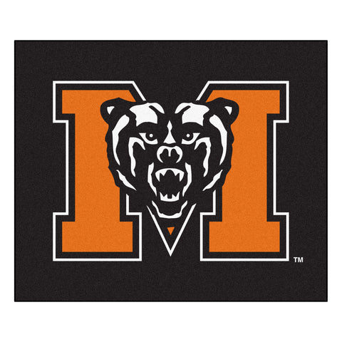 Mercer University Tailgater Rug 5x6 - FANMATS - Dropship Direct Wholesale