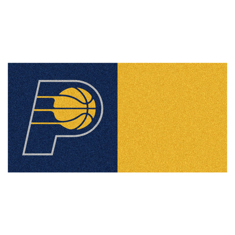 NBA - Indiana Pacers Carpet Tiles 18x18 tiles
