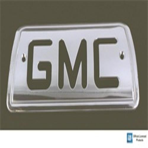 All Sales GMC 3rd Brake Light Cover-Brushed - AMI - Dropship Direct Wholesale