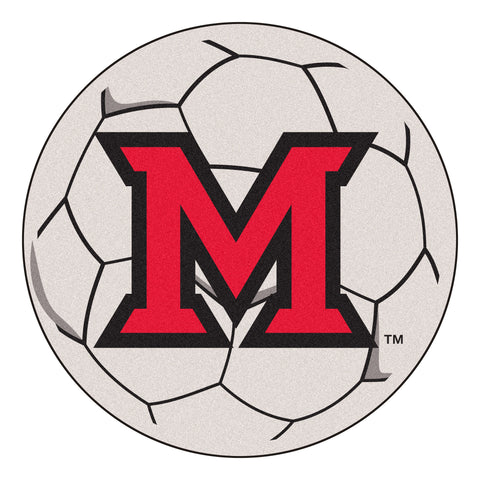 Miami University - OH Soccer Ball - FANMATS - Dropship Direct Wholesale