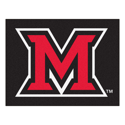 Miami University - OH All-Star Mat 33.75x42.5 - FANMATS - Dropship Direct Wholesale