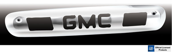 All Sales GMC 3rd Brake Light Cover-Polished - AMI - Dropship Direct Wholesale