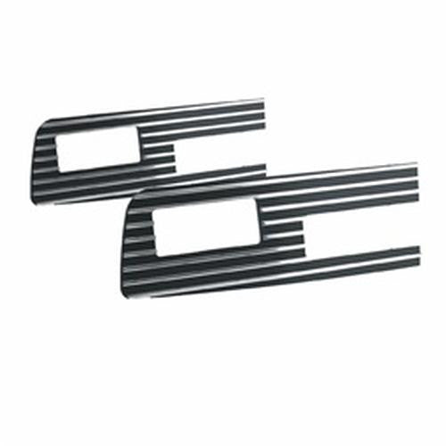 All Sales Bumper Insert Grille Style - Pair - AMI - Dropship Direct Wholesale