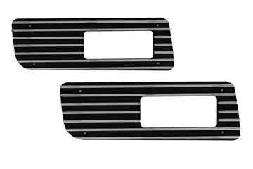 All Sales Right Billet Bumper Inserts - Grille style - AMI - Dropship Direct Wholesale