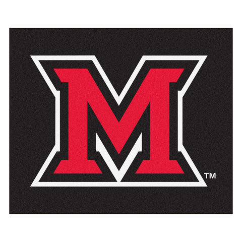 Miami University - OH Tailgater Rug 5x6 - FANMATS - Dropship Direct Wholesale