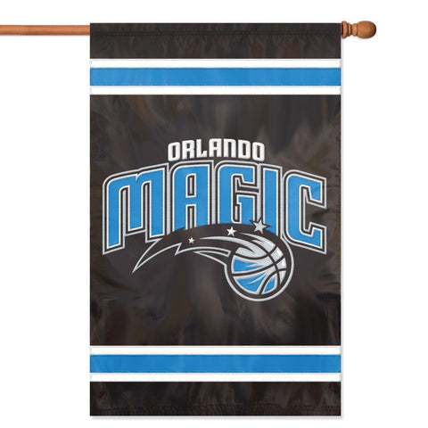 NBA Orlando Magic Applique Banner Flag - Party Animal - Dropship Direct Wholesale