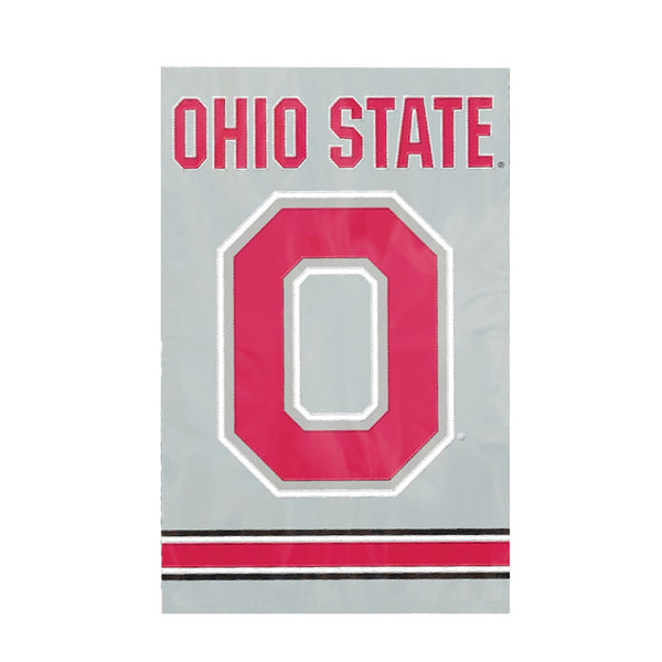 NCAA Ohio State Buckeyes Applique Banner Flag - Party Animal - Dropship Direct Wholesale