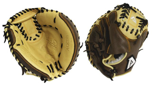 AGC-98FR Praying Mantis Prodigy Series 32.0 Inch Youth Catchers Mitt Left Hand Throw - Akadema - Dropship Direct Wholesale