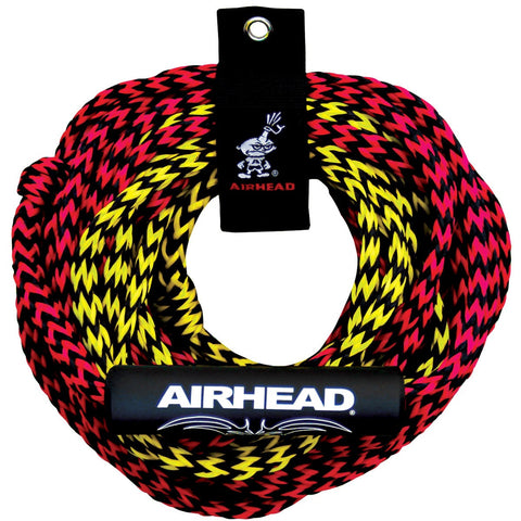 Airhead 2 Rider Tube Rope 2 Sect Float - AIRHEAD - Dropship Direct Wholesale