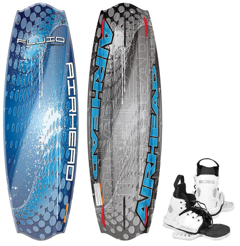 Airhead Fluid W Boss Bindings - AIRHEAD - Dropship Direct Wholesale