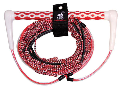 Airhead Dyna Core Wakeboard Rope Red - AIRHEAD - Dropship Direct Wholesale