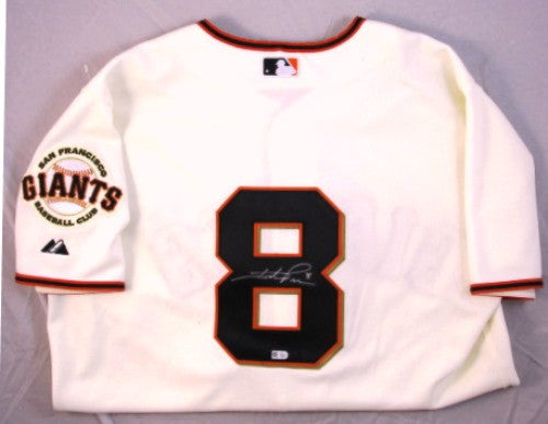 Hunter Pence Autographed Giants Jersey - MLBPAA - Dropship Direct Wholesale
