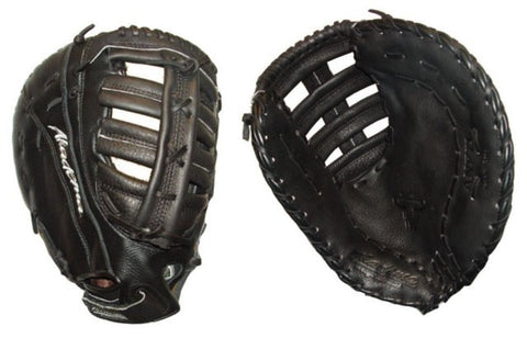 ANF-71FR Fast Pitch Design Series 12.5 Inch Fast Pitch Softball First Base Mitt Left Hand Throw - Akadema - Dropship Direct Wholesale