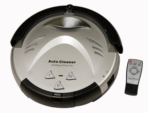 iTouchless Robotic Intelligent Automatic Vacuum Cleaner PRO - iTouchless - Dropship Direct Wholesale