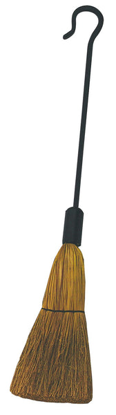 "29.5"" Black Finish Brush With Crook Handle - UniFlame - Dropship Direct Wholesale"