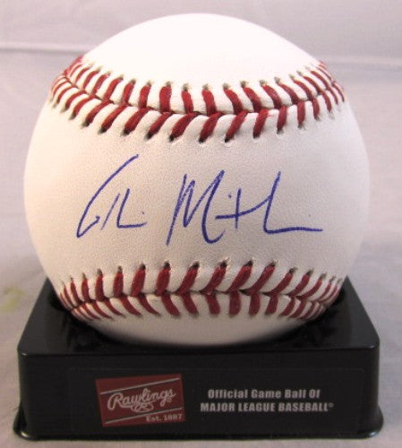 Collin McHugh Autographed Official MLB Baseball (TRISTAR AUTH) - MLBPAA - Dropship Direct Wholesale