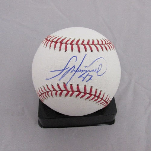 Francisco Liriano Autographed Official MLB Baseball - MLBPAA - Dropship Direct Wholesale