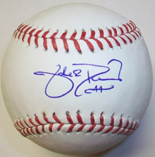 Jake Peavy Autographed Official MLB Baseball - MLBPAA - Dropship Direct Wholesale
