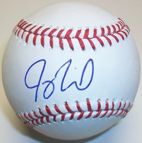 Joey Terdoslavich Autographed Official MLB Baseball - MLBPAA - Dropship Direct Wholesale