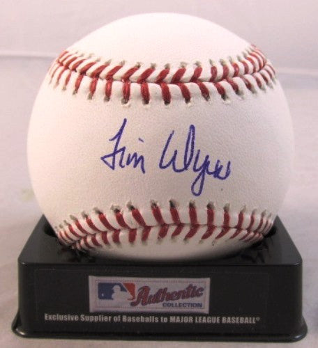 Jimmy Wynn Autographed Official MLB Baseball - MLBPAA - Dropship Direct Wholesale