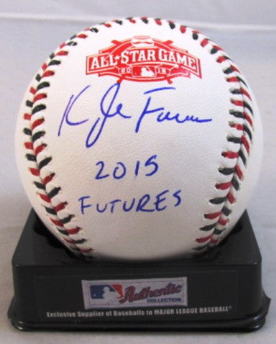 Kyle Farmer Autographed 2015 Futures Official 2015 All-Star Game Baseball - MLBPAA - Dropship Direct Wholesale