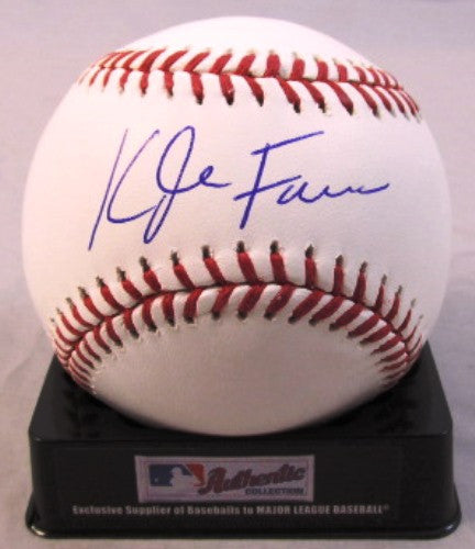Kyle Farmer Autographed Official MLB Baseball - MLBPAA - Dropship Direct Wholesale