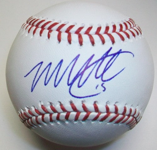 Matt Davidson Autographed Official MLB Baseball - MLBPAA - Dropship Direct Wholesale