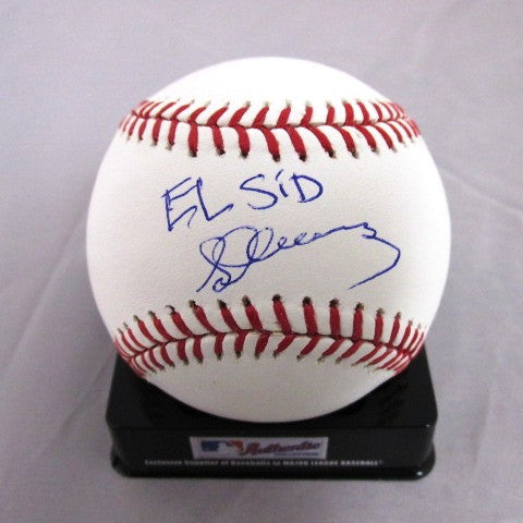 Sid Fernandez Autographed Official MLB Baseball with EL SID Inscription - MLBPAA - Dropship Direct Wholesale