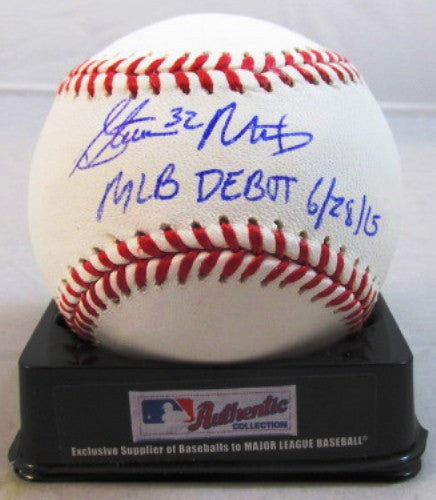 Steven Matz Autographed Official MLB Baseball - MLBPAA - Dropship Direct Wholesale
