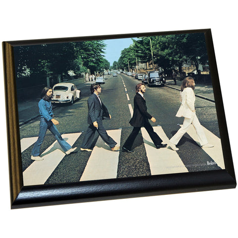 The Beatles Abby Road 8x10 Plaque