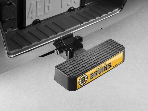 BumpStep NHL Hitch Mounted Step and Bumper - Boston Bruins - WeatherTech - Dropship Direct Wholesale - 1