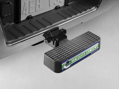 BumpStep NHL Hitch Mounted Step and Bumper - Vancouver Canucks - WeatherTech - Dropship Direct Wholesale - 1